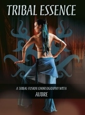 DVD Tribal Essence by Aubre