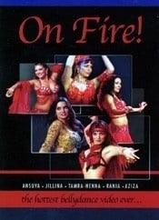 DVD On Fire : The Hottest Bellydance DVD Ever ...
