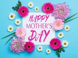 Moederdag Mother's Day