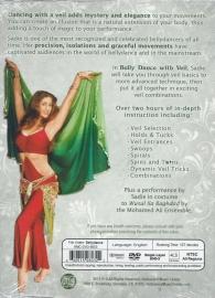 DVD Sadie Dance with Veil
