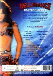 DVD Bellydance Eastern Spirit, performed by Randa