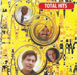 CD Total Hits Pan Music India