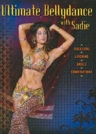 DVD Sadie's Ultimate Bellydance