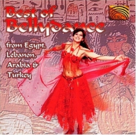CD Best of Bellydance from Lebanon, Arabia & Turkey