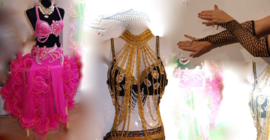 Burlesque Showdance Gogo dance
