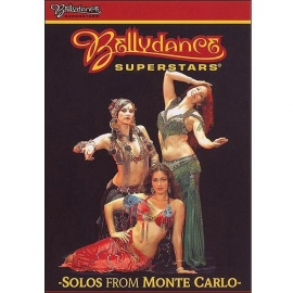 DVD BDSS Bellydance Superstars Solos from Monte Carlo