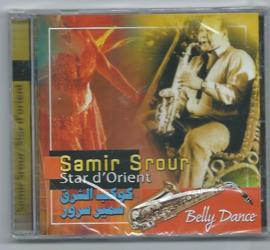 CD Samir Srour Baladi Star d'Orient - Kawkab el Sharq - Bellydance Baladi Saxophone music by Samir Srour