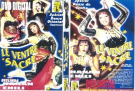 Buikdans DVD Belinda Shaabi Shisha, Mona Said - Bellydance DVD Belinda Shaabi Shisha, Mona Said