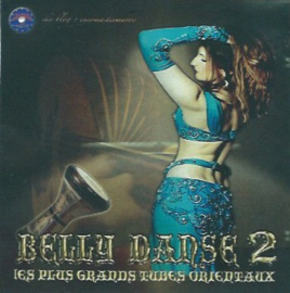 Buikdans CD Super Sharqi Les plus grands tubes orientaux bellydance 2 - Bellydance music, Greatest Oriental Hits Bellydance 2