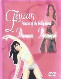 """DVD Bellydance  Princess Feyzan """"Dansin Prensesi""""  Oryantal, Turkse stijl buikdans"""