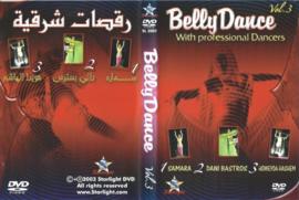 Buikdans Show DVD Samara, Dani Bastros, Howeyda Hashem Bellydance  Show DVD