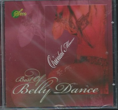 "CD Oriental Belly Dance music ""Best of Bellydance"""