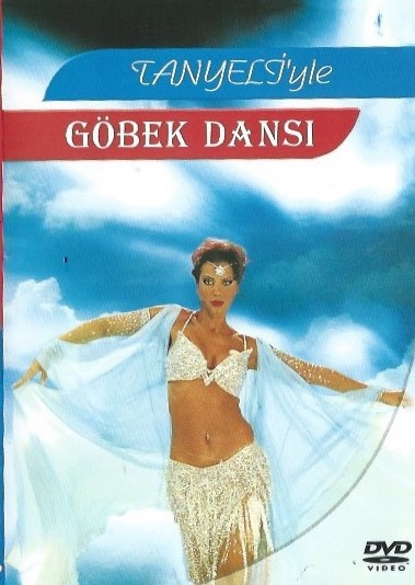 DVD Tanyeli'yle Göbek Dansi Instruction Bellydance DVD in Turkish Oryantal dance, Turkish spoken