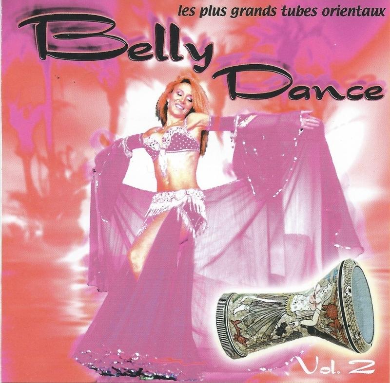 CD Oriental Belly Dance, Les plus grands tubes Orientaux Vol. 2