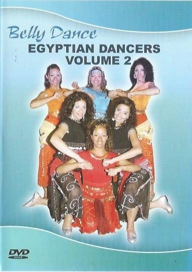 DVD Bellydance  Egyptian Dancers Volume 2 : Firqat Samah, Farah, Samah, Miranda, Marwah, Rania, Mona, Einas, Manal