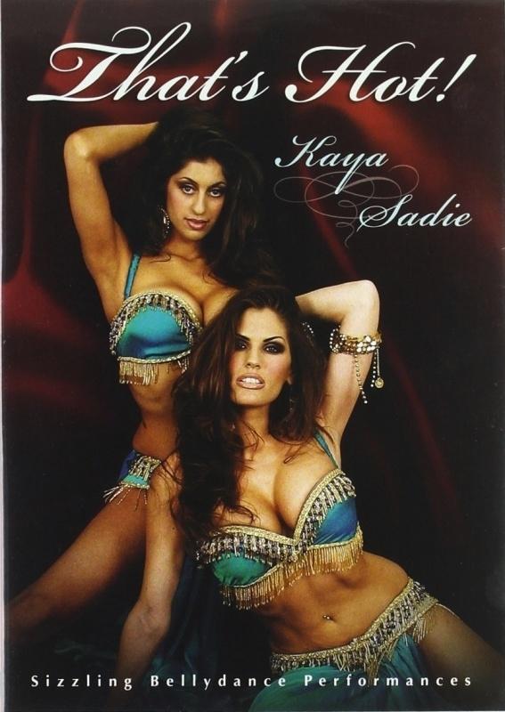 DVD That's hot ! - Kaya & Sadie