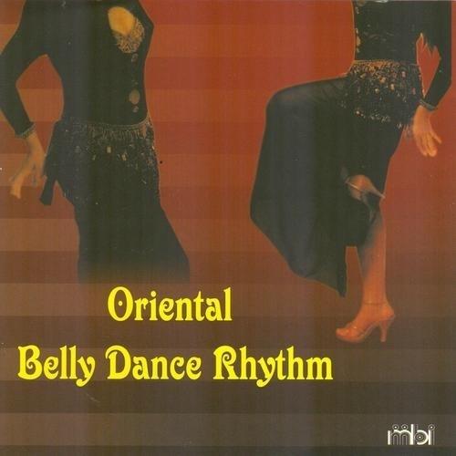 """CD Buikdansmuziek """"Oriental Bellydance Rhythm"""""""