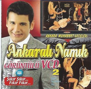 DVD Ankarali Namik Görüntülü VCD 2