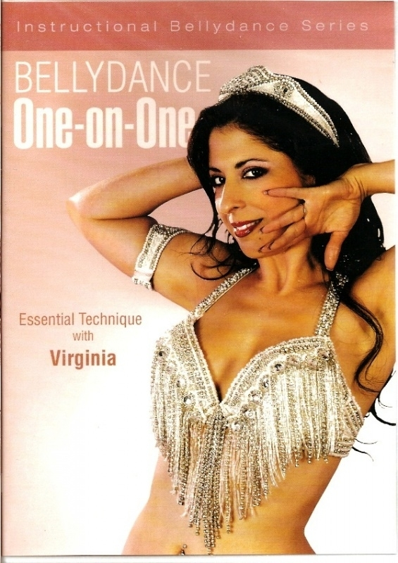 DVD Virginia : Bellydance One-on-One Essential Technique with Virginia