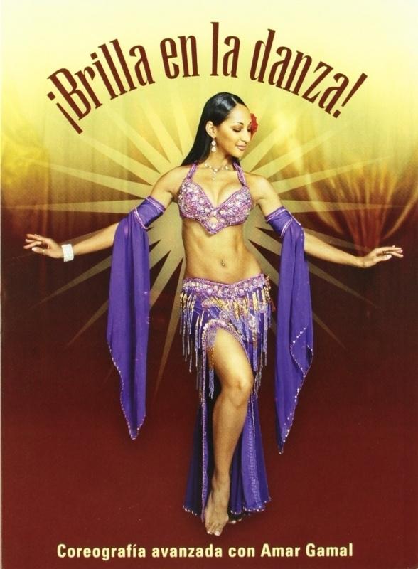 DVD Amar Gamal : Brilla en la Danza !