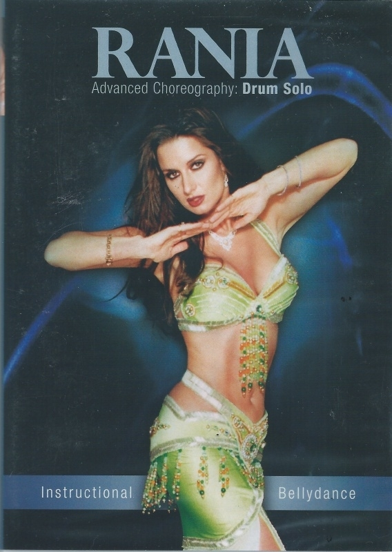 DVD Rania : Advanced Choreography Drum Solo