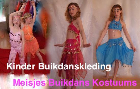 meisjes buikdans kostuums girls bellydance costume