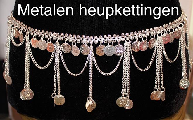 heupketting muntjesketting hip chain bellydance