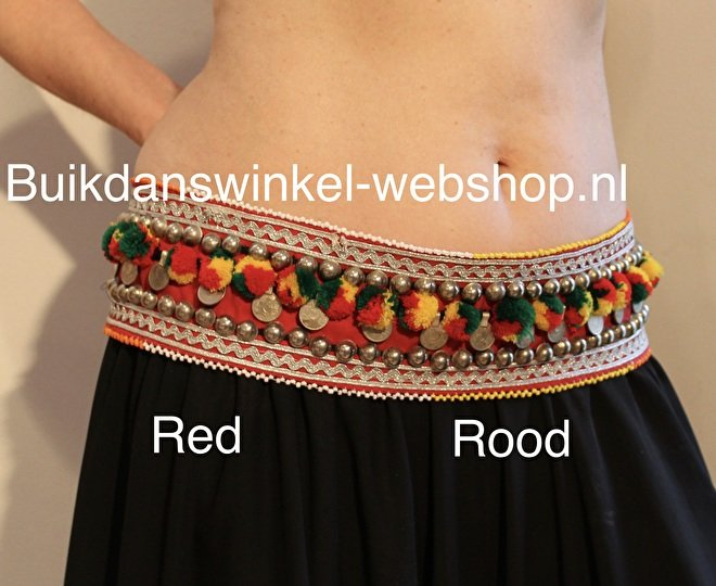 Tribal fusion hip belt SALE discount