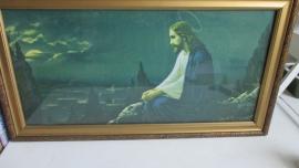 """R015 Schilderij """"Jezus"""""""