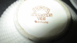 S248 Engelse thee kop & schotel