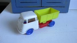 SP003 Oud Plastic vrachtwagentje, jaren 50