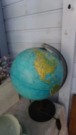 Wereldbol/globe met licht