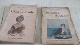 B564 Oud Franse damesromannetjes (setje is 2 stuks)