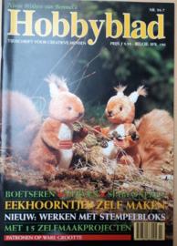 Hobbyblad Niesje Wolters nr 96 - 7