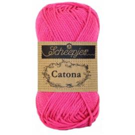 Scheepjes Catona Shocking Pink