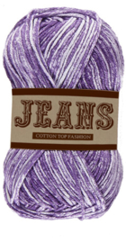 Lammy Yarns Jeans Paars