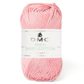 DMC Baby Katoen Roze