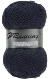 Lammy Yarns New Running Donkerblauw