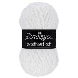 Scheepjes Sweetheart Soft Wit