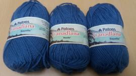 Patons Canadiana Sayelle Blauw 8544