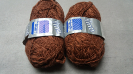 Schoeller Wolle Tina Bruin 26