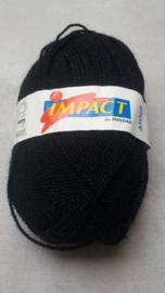 Phildar Impact Zwart/Noir
