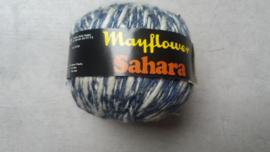 Mayflower Sahara Blauw/Wit 525