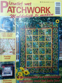 Creatief met Patchwork & Applicaties nr 14