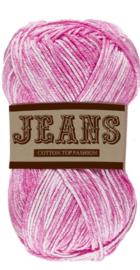 Lammy Yarns Jeans Roze