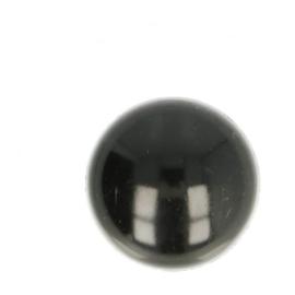 Dierenoogjes Zwart 6 mm 2 paar
