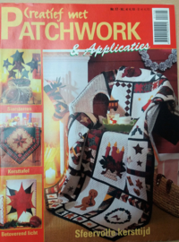 Creatief met Patchwork & Applicaties nr 17