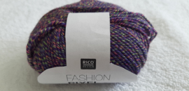 Rico Design Fashion Pixel Paars/Kleurtjes