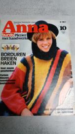 Anna Handwerken met Plezier nr 10 - 1984