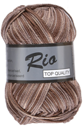 Lammy Yarns Rio Multi Bruin Tinten